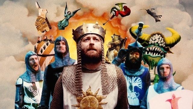 TERRY GILLIAM E TERRY JONES Monty Python em Busca do Cálice Sagrado (1975) 1