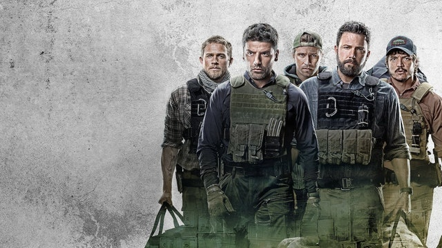 J. C. Chandor Operação Fronteira (2019) 1