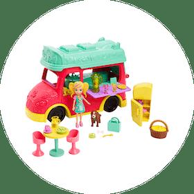 Top 10 Melhores Bonecas Polly em 2021 (Polly Pocket, Lila e mais) 4