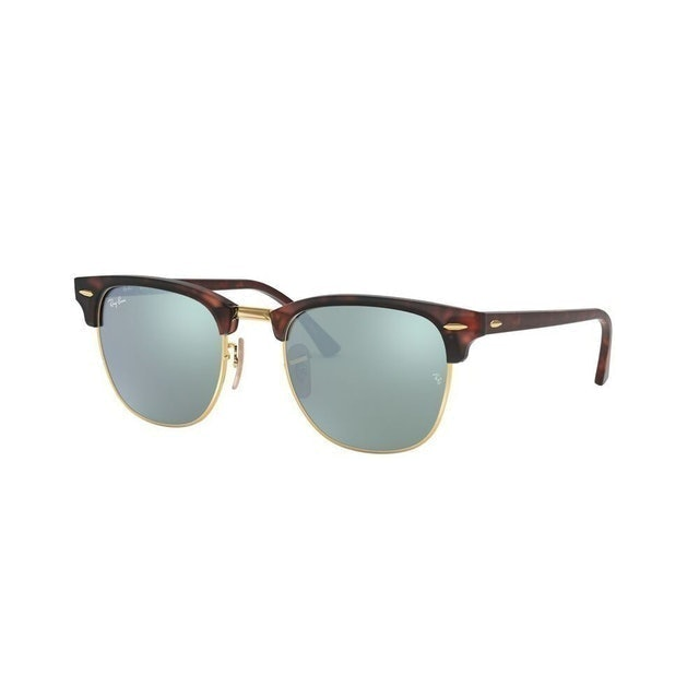 RAY-BAN Clubmaster Flash Lenses 1