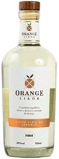 SCHLUCK Orange Likor 1