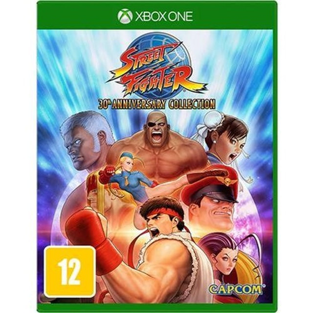 CAPCOM Street Fighter: 30th Anniversary Collection 1