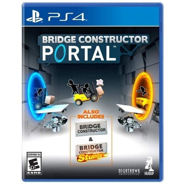 HEADUP GAMES Bridge Constructor Portal 1