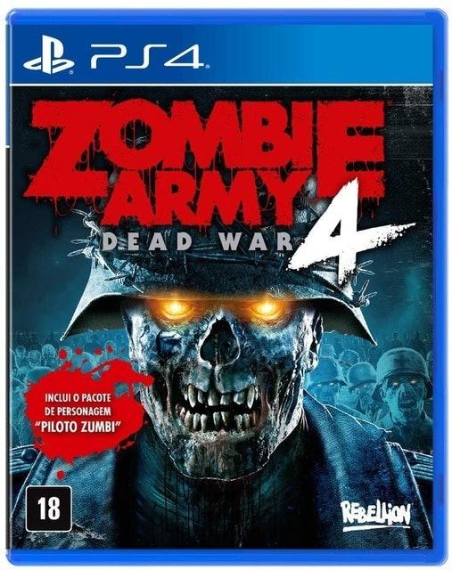 REBELLION DEVELOPMENTS Zombie Army 4 Dead War 1