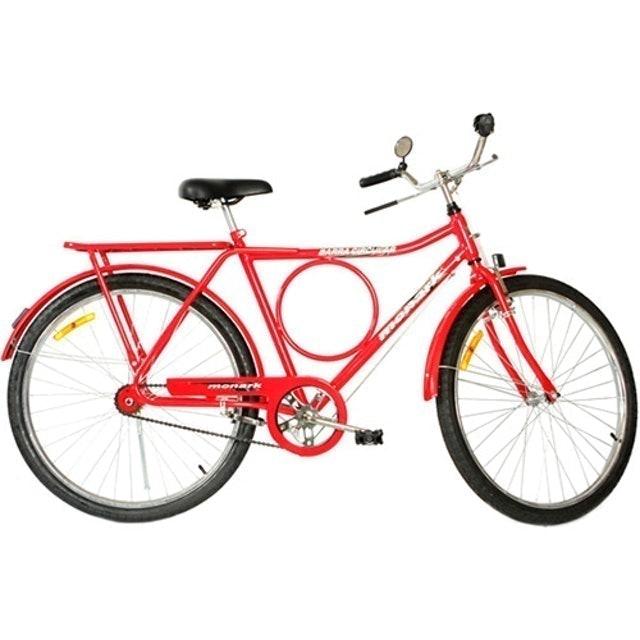 MONARK Bicicleta Aro 26 Barra Circular FI 1