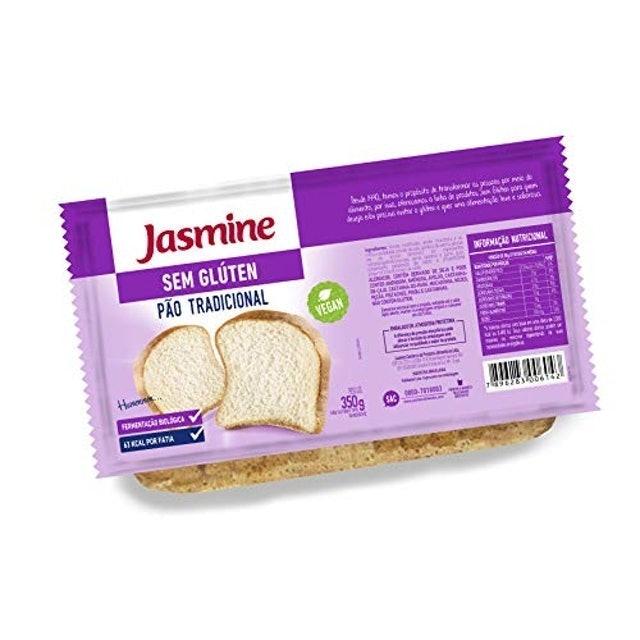 JASMINE Pão de Forma Sem Glúten Jasmine 1