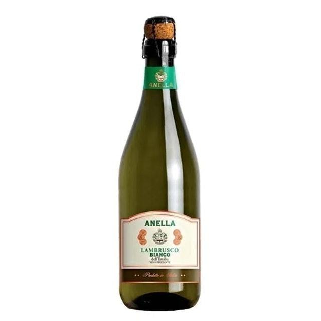 ANELLA ANDREANI Vinho Lambrusco Branco IGT Anella 1