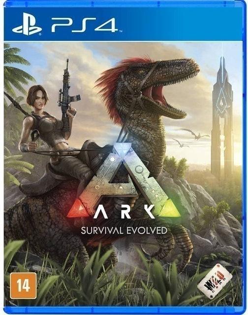 STUDIO WILDCARD Ark: Survival Evolved para PS4 1