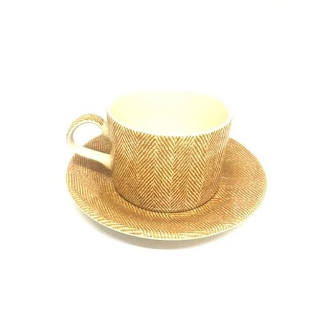 ROYAL STAFFORD Xícara de Chá Riviera Brown 1