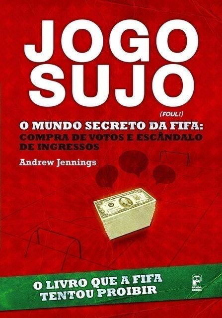 ANDREW JENNINGS Jogo Sujo - O Mundo Secreto da FIFA 1