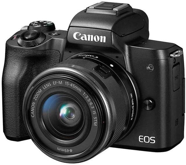CANON EOS  M50 1