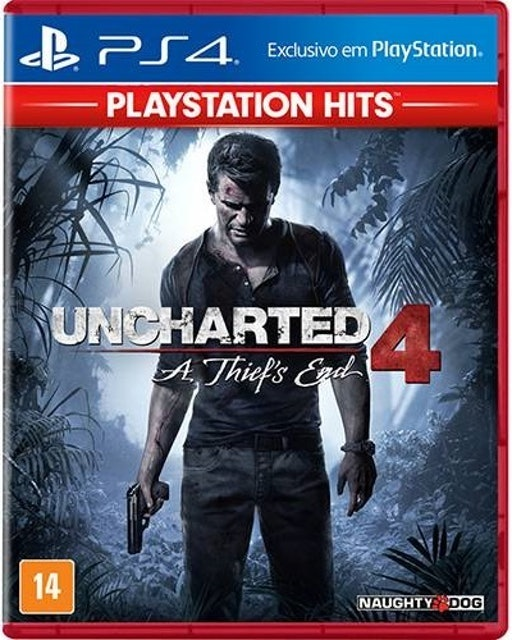 SONY  Uncharted 4: A Thief's End 1
