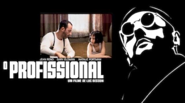 LUC BESSON O Profissional (1994) 1