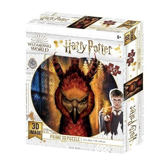MULTIKIDS Quebra-Cabeça Harry Potter 3D Fawkes 1
