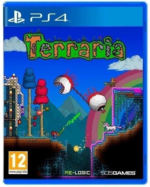 505 GAMES Terraria para PS4 1