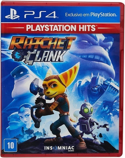 SONY Ratchet & Clank para PS4 1
