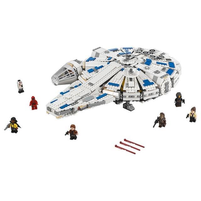LEGO  Star Wars Millennium Falcon: Corrida de Kessel 1