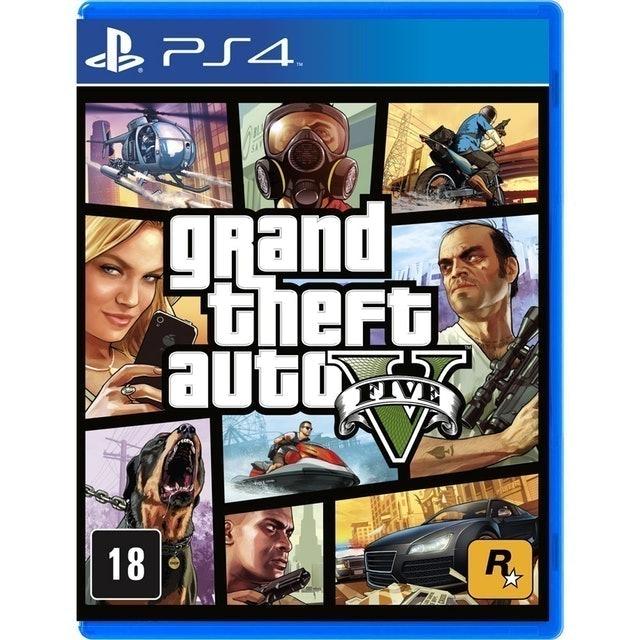 ROCKSTAR GAMES Grand Theft Auto V 1