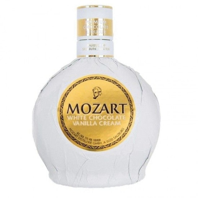 MOZART Licor de Chocolate Branco 1