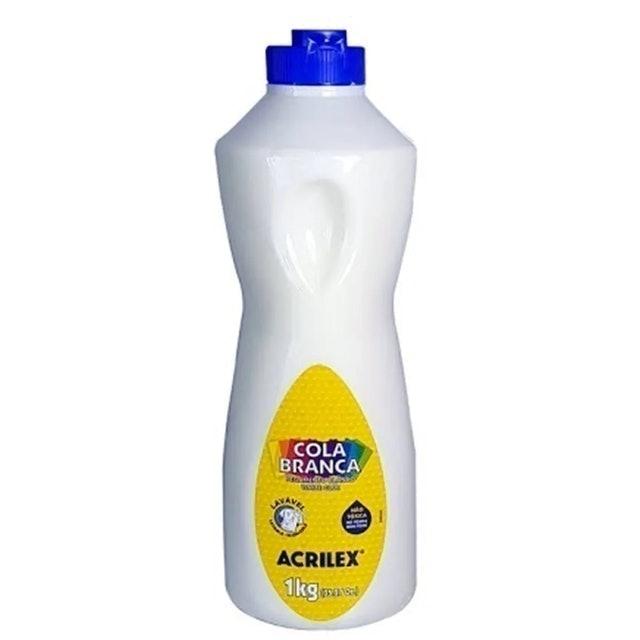 ACRILEX Cola Branca 1kg 1