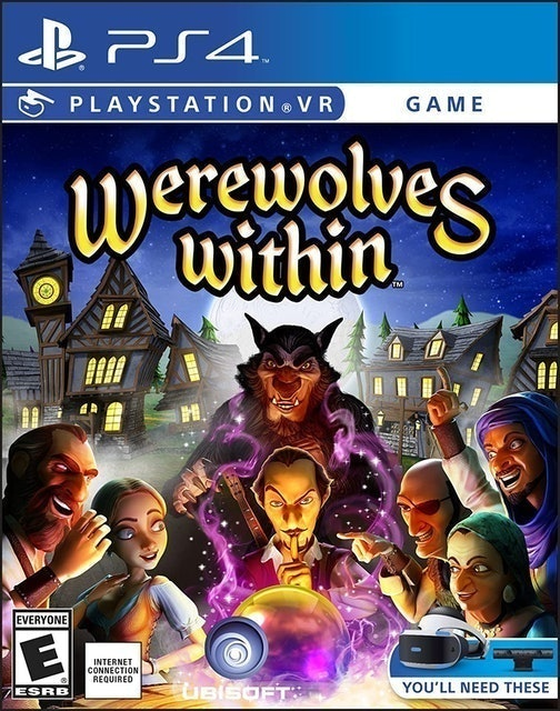UBISOFT Werewolves Within para PlayStation VR (PS4) 1