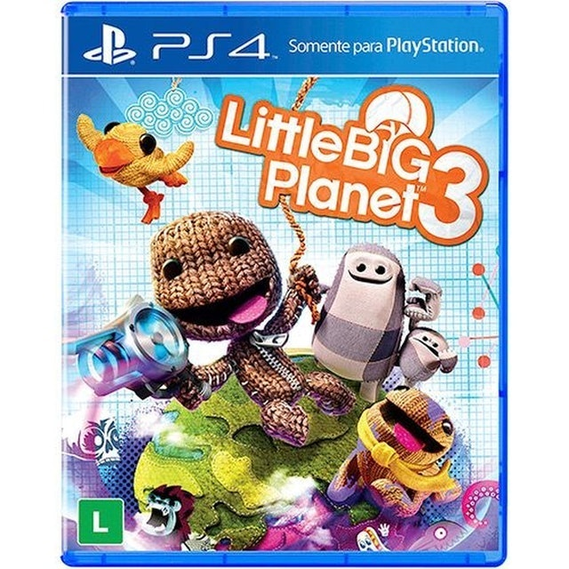 SONY COMPUTER ENTERTAINMENT Little Big Planet 3 1