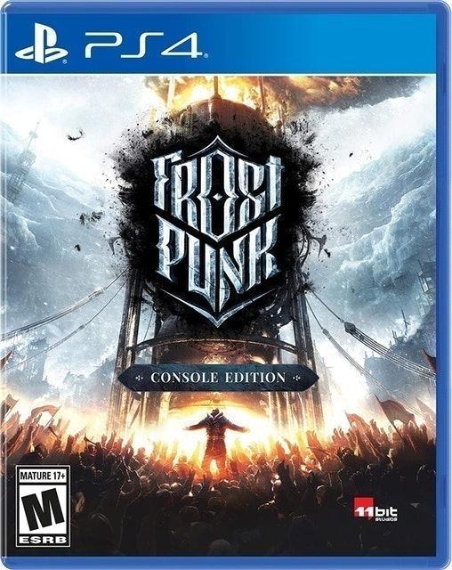 11 BIT STUDIOS Frostpunk para PS4 1