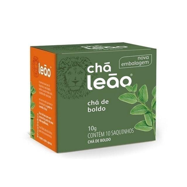 LEÃO Chá de Boldo 1