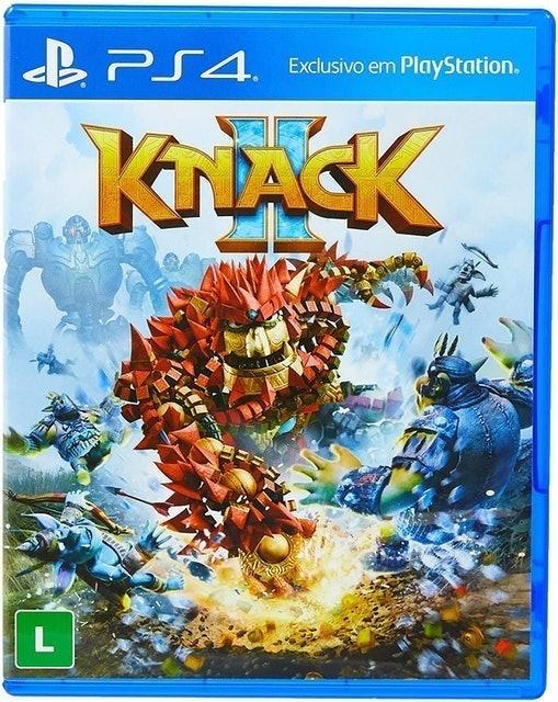 SONY Knack 2 para PS4 1