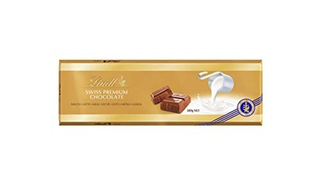 LINDT Lindt Swiss Classic ao Leite 1