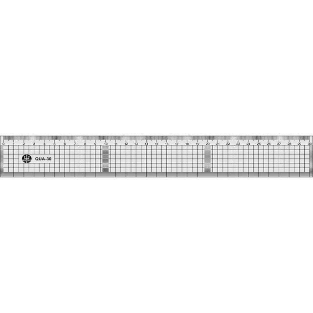 TRIDENT Régua para Patchwork Qua-30 1