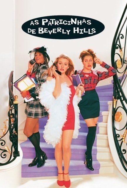 Amy Heckerling As Patricinhas de Beverly Hills (1995) 1