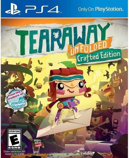SONY Tearaway Unfolded para PS4 1