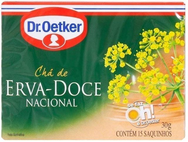 DR OETKER Chá de Erva-Doce Nacional 1