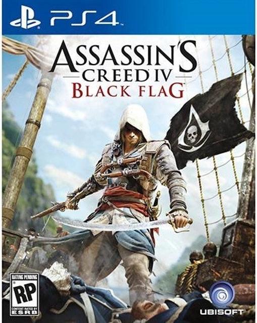 UBISOFT  Assassin's Creed IV: Black Flag 1