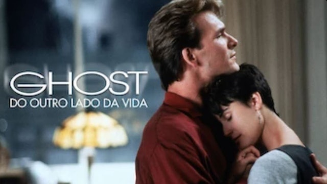 JERRY ZUCKER Ghost: Do Outro Lado da Vida (1990) 1