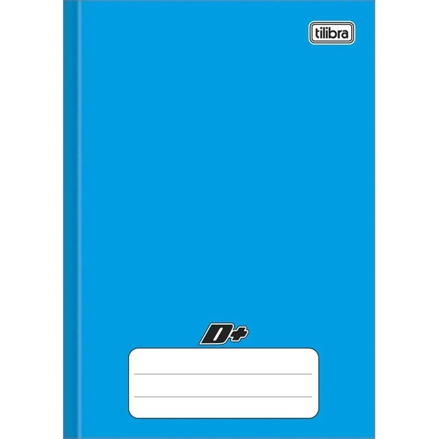 TILIBRA Caderno Brochura Azul D+ 1