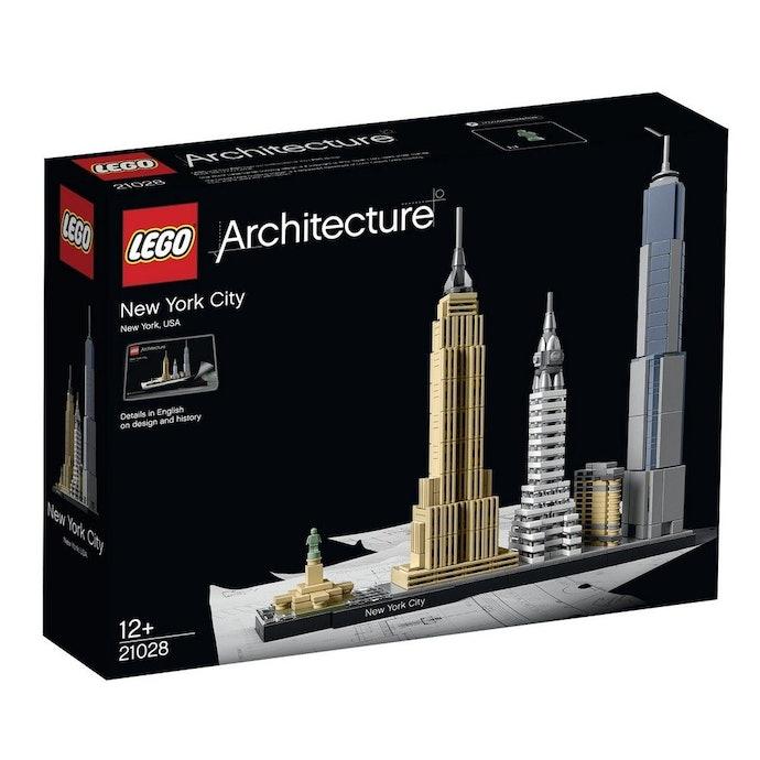 LEGO Architecture: para Construir Edifícios e Monumentos Icônicos do Mundo