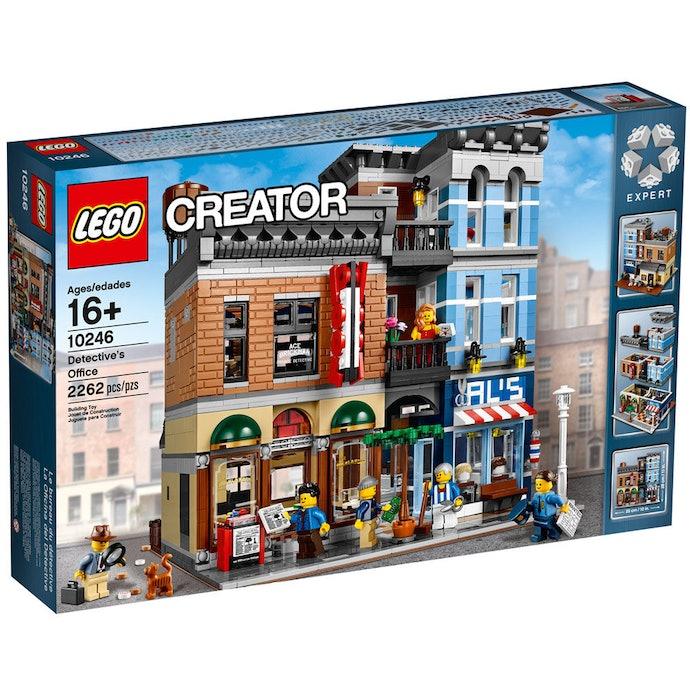 LEGO Creator Expert: Ideal para Quem Gosta de Temas Urbanos