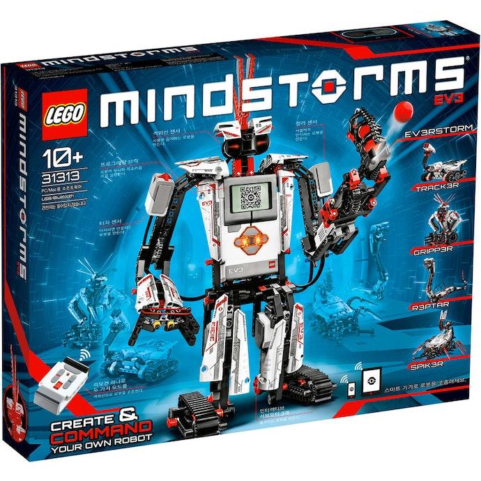 LEGO Mindstorms: aos Interessados em Programação Robótica