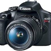 Top 10 Melhores Câmeras Fotográficas Profissionais em 2021 (Canon e mais)